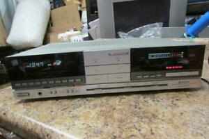 Very Rare Vintage Hitachi AM/FM Stereo Tuner Amplifier/Amp Model HTA-6F