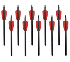 10 Stück Carbonbolzen 7,5 Zoll für EK R9 Cobra System Pistolenarmbrust Neu OVP