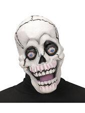 Latex Maske Schädel Skull Halloween Horror Fasching