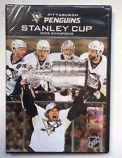 NHL Stanley Cup Champions Pittsburgh Penguins 2008-2009 (DVD NEW) Hockey Film