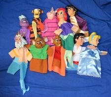 Handpuppen Walt Disney Cinderella Arielle Aladdin Kasperle zum auswählen
