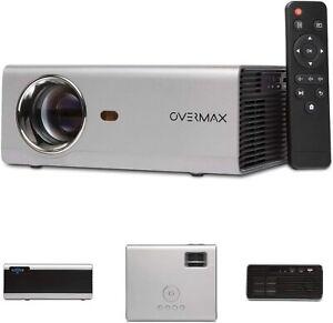 Overmax Multipic 3.5 Projector Full HD LED Built-in Speaker Subwoofer YouTube