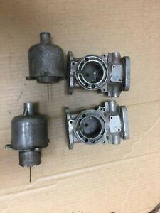 Jaguar SU HD6 Carburetors Pair; Bodies, Piston,Chamber  fit  3.4, 3.8 Saloons