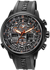 Citizen JY8035-04E Mens Watch Navihawk Atomic Timekeeping Radio Controlled