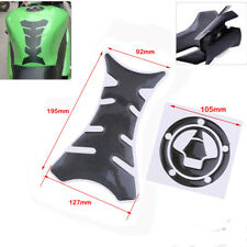 3D Gas Tank Pad Protector Sticker Decals for Kawasaki Ninja 650R ER-6N