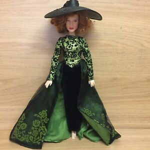 """Disney Live Action Cinderella Step Mother Lady Tremaine Cate Blanchett 11"""" Doll"""