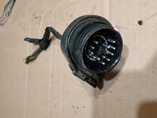 bmw wiring loom connector ebaybmw e34 x20 ecu dme main wiring harness loom socket plug connector male car side