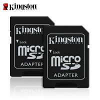 Kingston micro SD to SD Card Adapter SDHC SDXC 【2 au prix d'une】