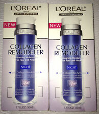 TWO Loreal Collagen Remodeler Contouring Moisturizer For Face And Neck - Night