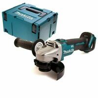 Makita DGA504Z 18V Brushless Angle Grinder 125mm with Case