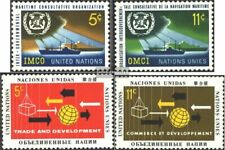 UN - New York 138-139,140-141 (complete issue) unmounted mint / never hinged 196