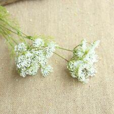 1pc Foam Lace Floral Arrangement Materia Artificial Flower Branch for Home Decor