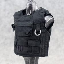1/6 Scale Model Bulletproof Vest Body Armor For 12 Action Figure  9.7*8.4cm