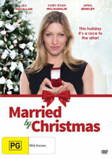 Married By Christmas DVD CHRISTMAS TV MOVIES BRAND NEW RELEASE R4