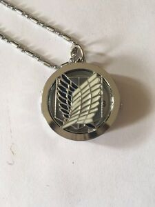NEW hot Anime attack on titan Pocket watch