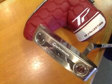"""TAYLORMADE T.P. COLLECTION """"JUNO"""" PUTTER, 35"""", BRAND NEW 2018 MODEL, BARGAIN !!"""