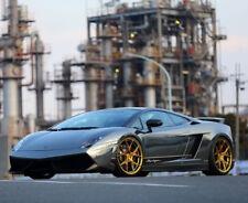 "20"" 20x9 / 20x11  Rohana RFX5 5x112 GLOSS GOLD Wheels For Lamborghini Gallardo"