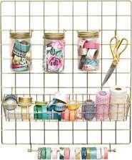 American Crafts Crate Paper Washi Storage Kit Gold