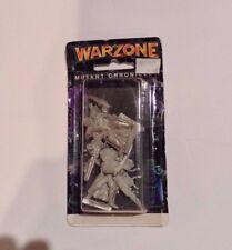 1995 Warzone Mutant Chronicles Miniatures Combat Warheads (Mishima) 9522-C Metal
