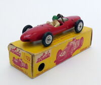 Solido Original Appx 1/43 Scale Model Car 122 - Ferrari F1 #4 - Red