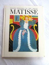 grands peintres du XX° siècle MATISSE, collection esso, 63 pages, 1995