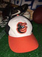 Baltimore Orioles Team MLB Baseball Hat Cap Black Orange White OC Sports h6