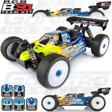 Associated ASC80935 RC8B3.1 1/8th 4WD Nitro Off Road Buggy Team Kit