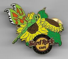 2006 Hard Rock Cafe Hollywood, California Summer Dragonfly Pin 2 of 4