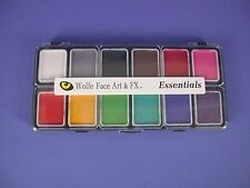 Wolfe FX essential Makeup Kit Palette 12 color by Wolfe FX