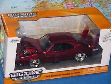 1/24 Jada BIGTIME Muscle 2008 Dodge Viper Srt10 & RARE