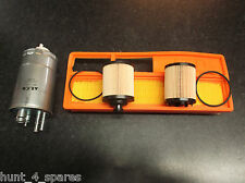 FIAT QUBO 225 (75BHP) 1.3D SERVICE KIT OIL (X2) AIR AND FUEL FILTERS
