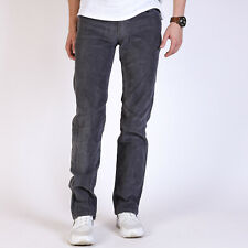 Levi's 514 Straight men's grey Corduroy trousers W28 L32