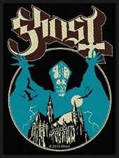 GHOST opus eponymous-Woven Patch/ricamate