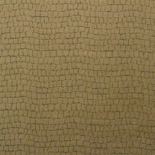 """PIEDRA CHAMPAGNE BEIGE ANIMAL SKIN LOOK CHENILLE UPHOLSTERY FABRIC BY YARD 57""""W"""