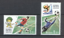 """Moldova 2010 Football World Cup """"South Africa 2010"""" 2 MNH stamps"""