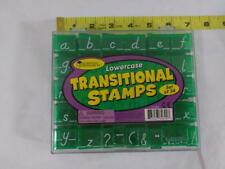 Learning Resources Lowercase Transitional Stamps Set Ships Free
