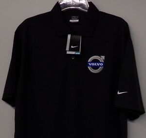 Nike Golf Volvo Motors Embroidered Mens Polo Shirt XS-4XL, LT-4XLT 21 Colors New