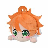 SEGA The Promised Neverland mega jumbo Nesoberi stuffed plush Emma JAPAN IMPORT