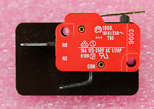Dual Micro Switch Assembly SPST 16amp 125-250V - N.O