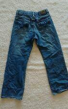 Boys Size 12 Urban Up Pipeline Jeans *Adjustable Waist* Embellished Pockets