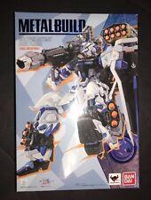 New Bandai Metal Build Blue Frame Gundam Seed Astray Full Weapon Set Figure