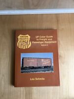 Union Pacific The Overland Route Color Guide To Freight & Passenger Equip Vol.2