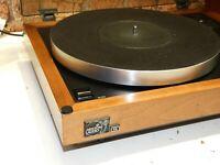 Ariston RD80SL Vintage Belt Drive 2 Speed Record Vinyl Deck Player Turntable