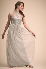 New BHLDN Ginny Dress Size 12 MSRP: $280 Fog