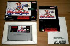 Kid Klown in Crazy Chase (SNES / Super Nintendo)