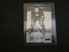 NHL Vintage Photo Babe Pratt- Toronto Maple Leafs