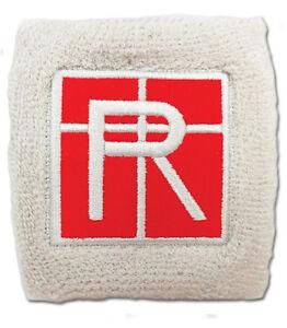 **Legit** Kill La Kill Revocs Logo White Authentic Cotton Wristband #64655