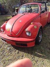 Volkswagen Beetle Passenger Vehicles