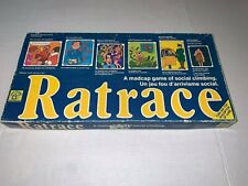 Vintage 1970's RAT RACE Board Game GREAT CONDITION WADDINGTONS