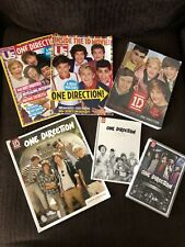 One Direction Collectors Cd's/ Dvd's/Magazine